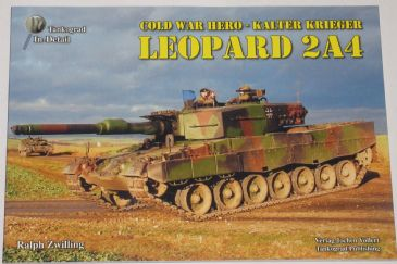 Leopard 2A4, Cold War Hero, by Ralph Zwilling